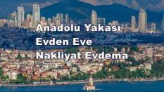 Anadolu Yakası Evden Eve Nakliyat