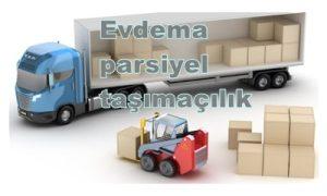 parsiyel taşımacılık