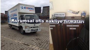Kurumsal ofis nakliye firmaları