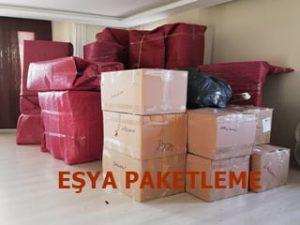 EŞYA PAKETLEME